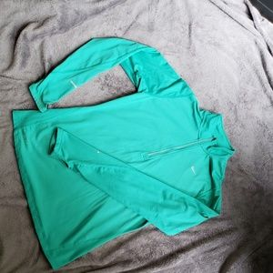 Nike Running 1/4 Zip Long Sleeve